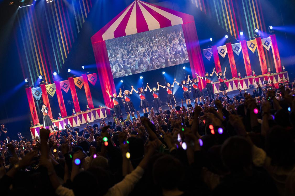 ギャンパレ[ライブレポート]愛が溢れた初の中野サンプラザ公演「今、目の前に広がっている光景はみなさんが作り出してくれた奇跡」