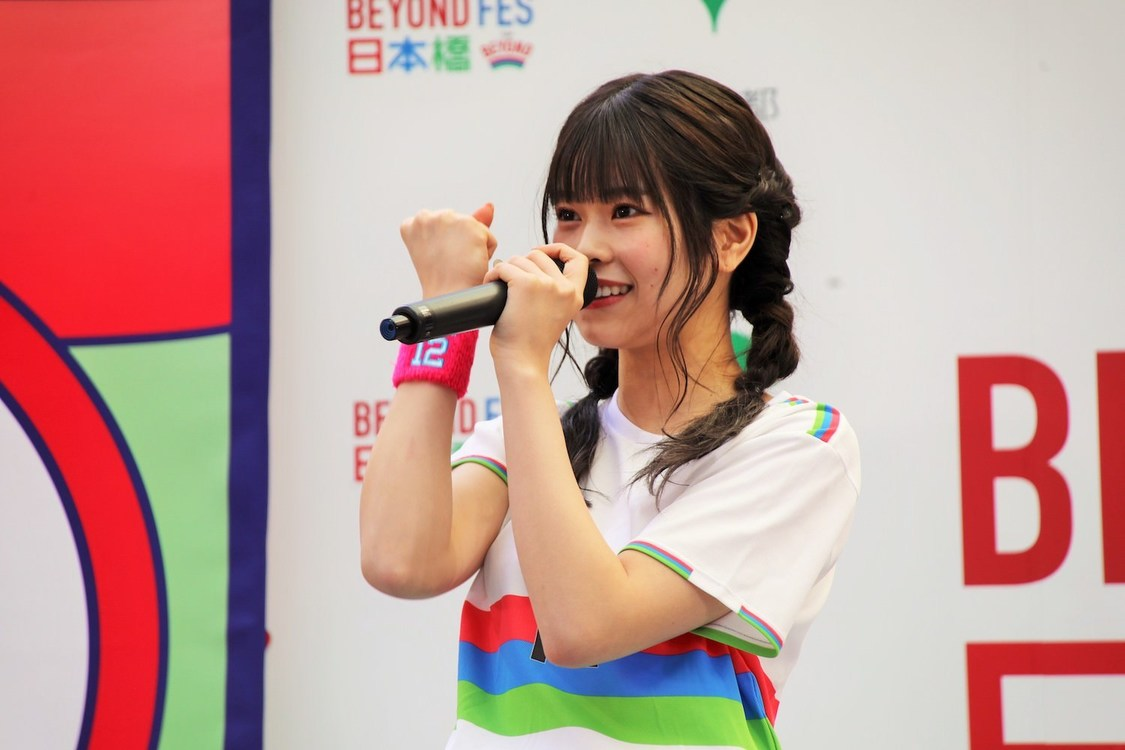 AKB48チーム8 吉川七瀬、自身のファンの総称「ななれんじゃー」に決定!