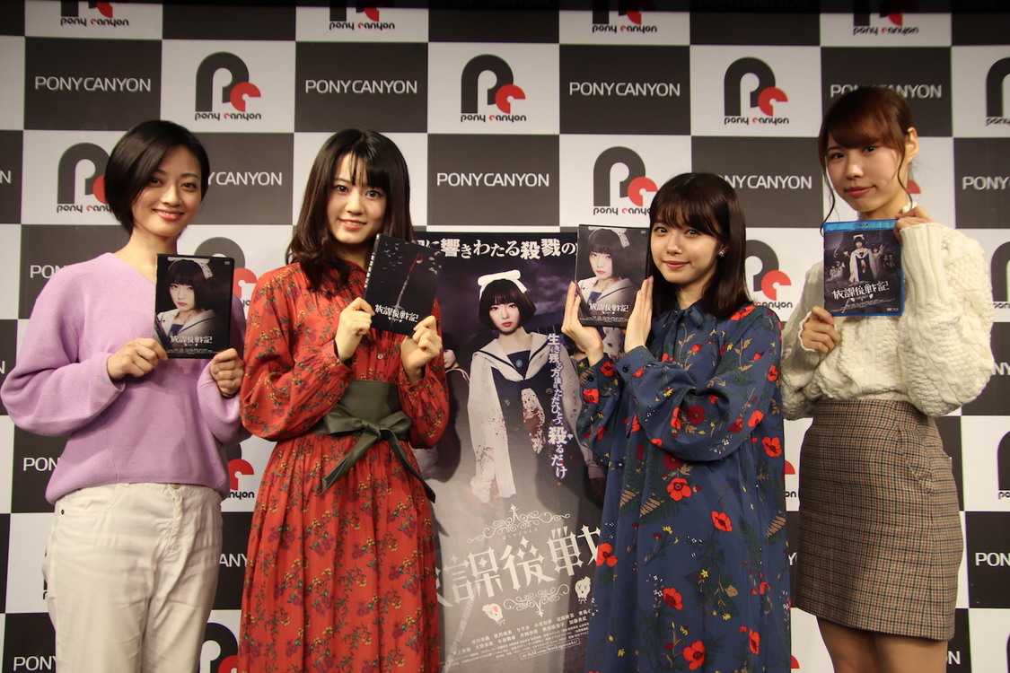 元NMB48市川美織、『放課後戦記』発売記念イベント「いつまでも心の中に生き続けてほしい作品」