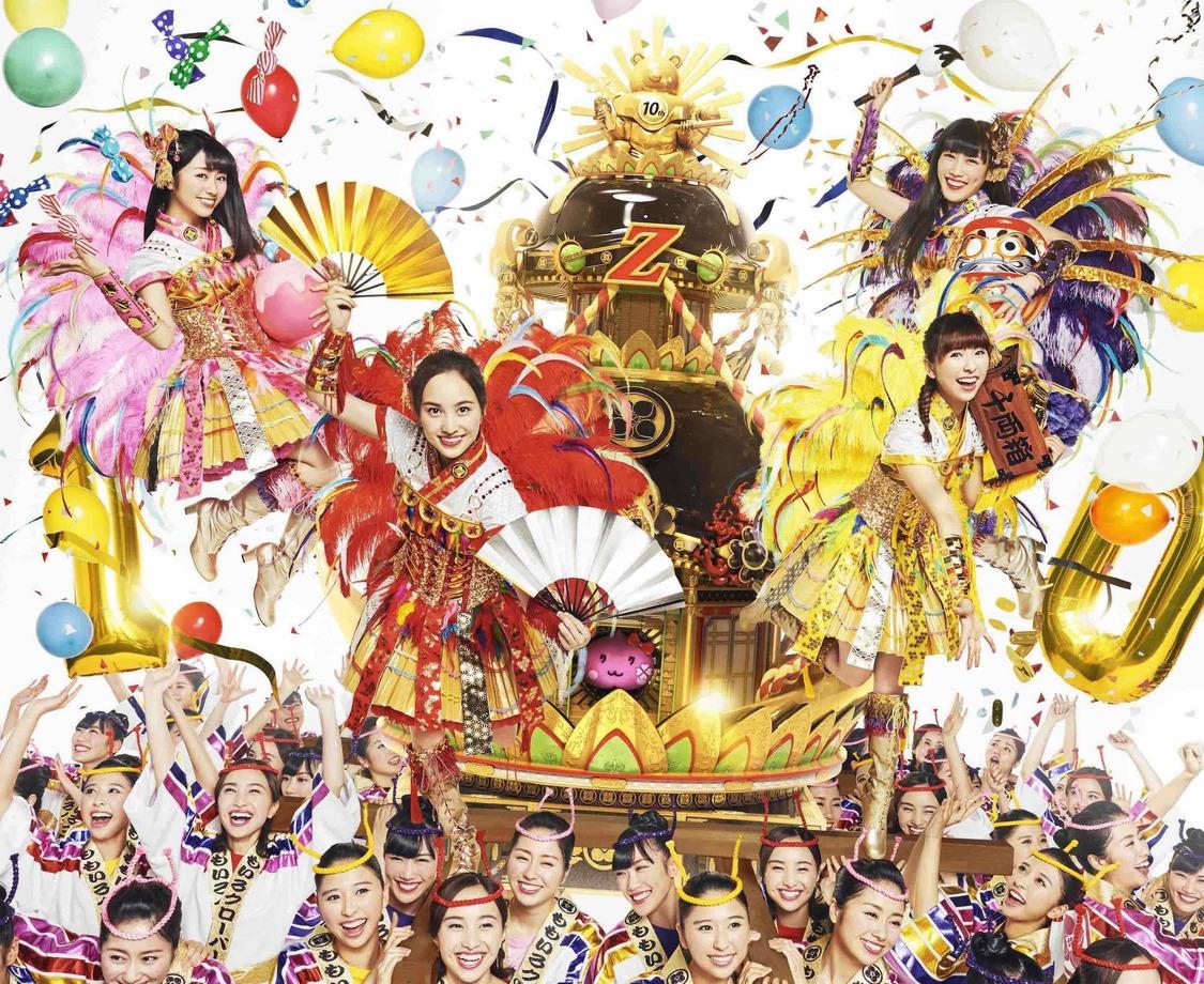 ももクロ、主演ミュージカル『ドゥ・ユ・ワナ・ダンス?』の世界観に合わせて書き下ろされた「天国のでたらめ」MV公開!