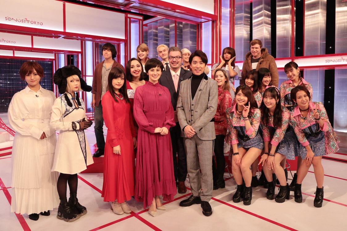 山本彩、Juice=Juice、NHK『SONGS OF TOKYO』出演決定!