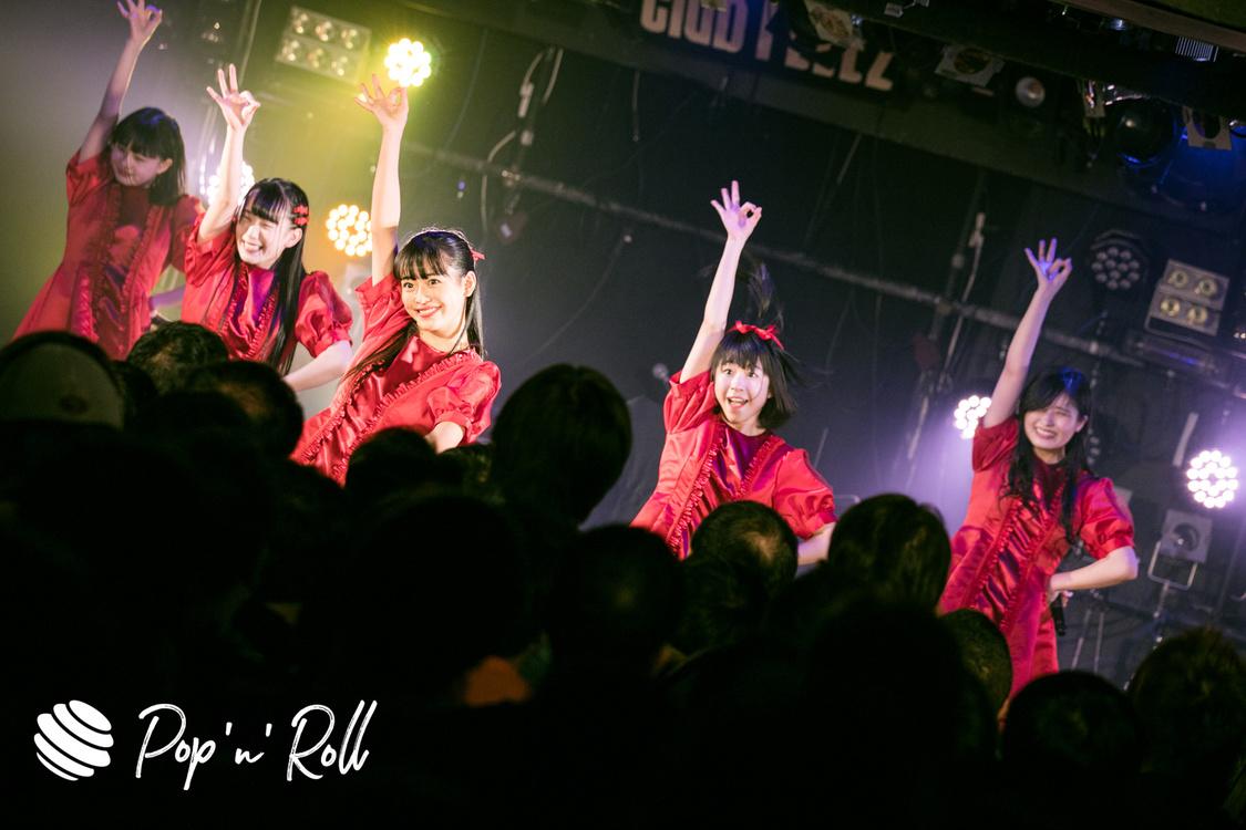 九州女子翼[GIG TAKAHASHIレポート]熱意溢れる九州魂で高崎の空を飛翔!