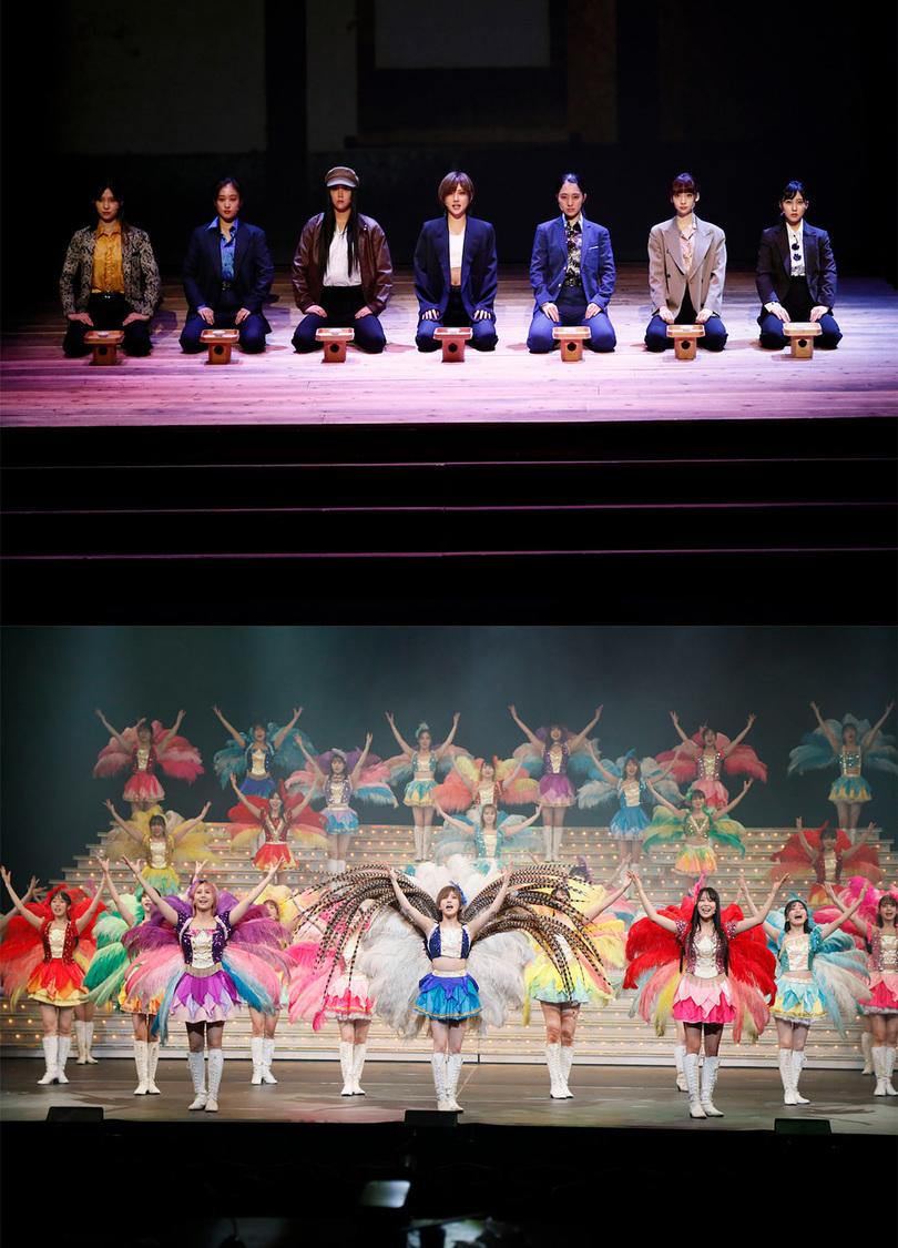<AKB48グループ特別公演>、本日より後半キャスト公演スタート!【ゲネプロ写真あり】