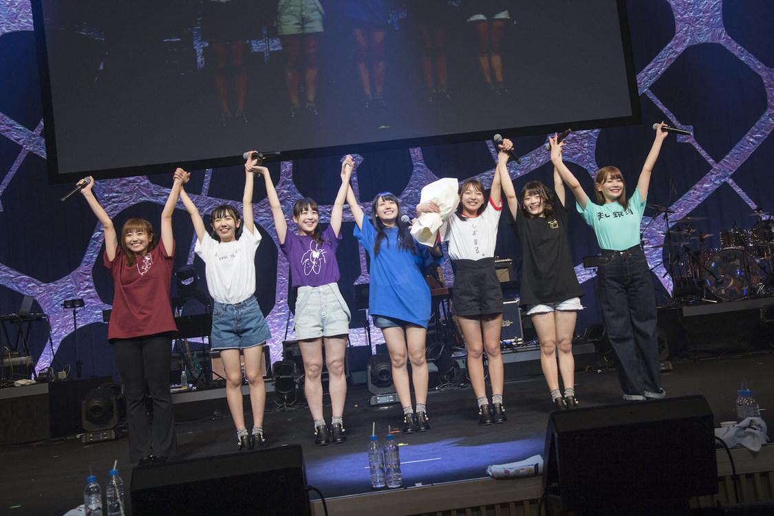 転校少女*[ライブレポート]全国ツアー完走+岡田夢以が転校「最高の5年間の青春を本当にありがとうございました」