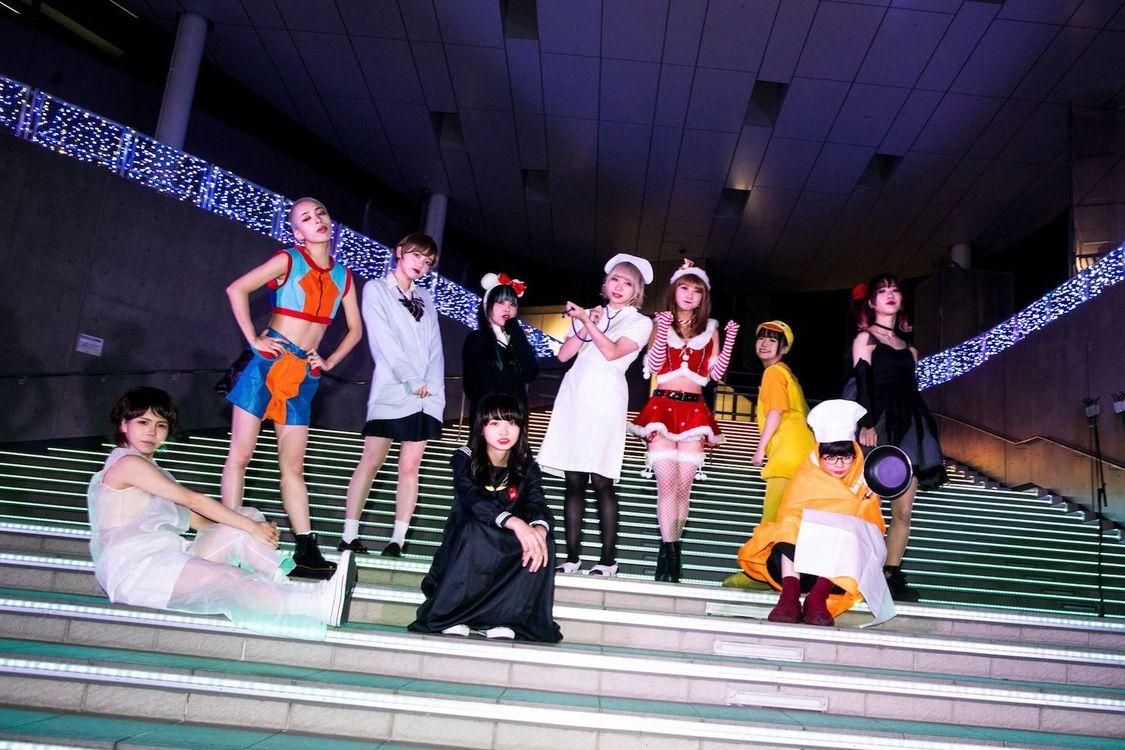 ギャンパレ[レポート]ラブが溢れたスペシャルイベント開催。ヤママチミキが颶風ミキに改名決定!