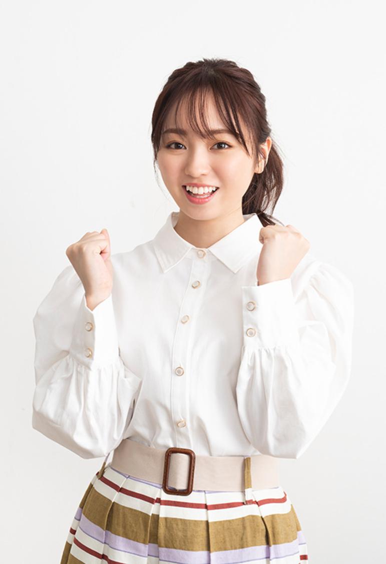 今泉佑唯、文化放送の受験生応援キャンペーンガールに就任!