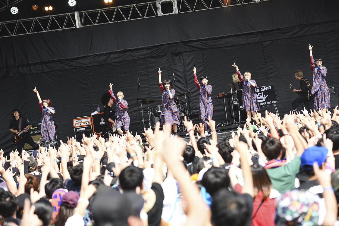 BiSHら出演<ぴあフェス>、アーティストインタビューを含む超長尺版放送決定!