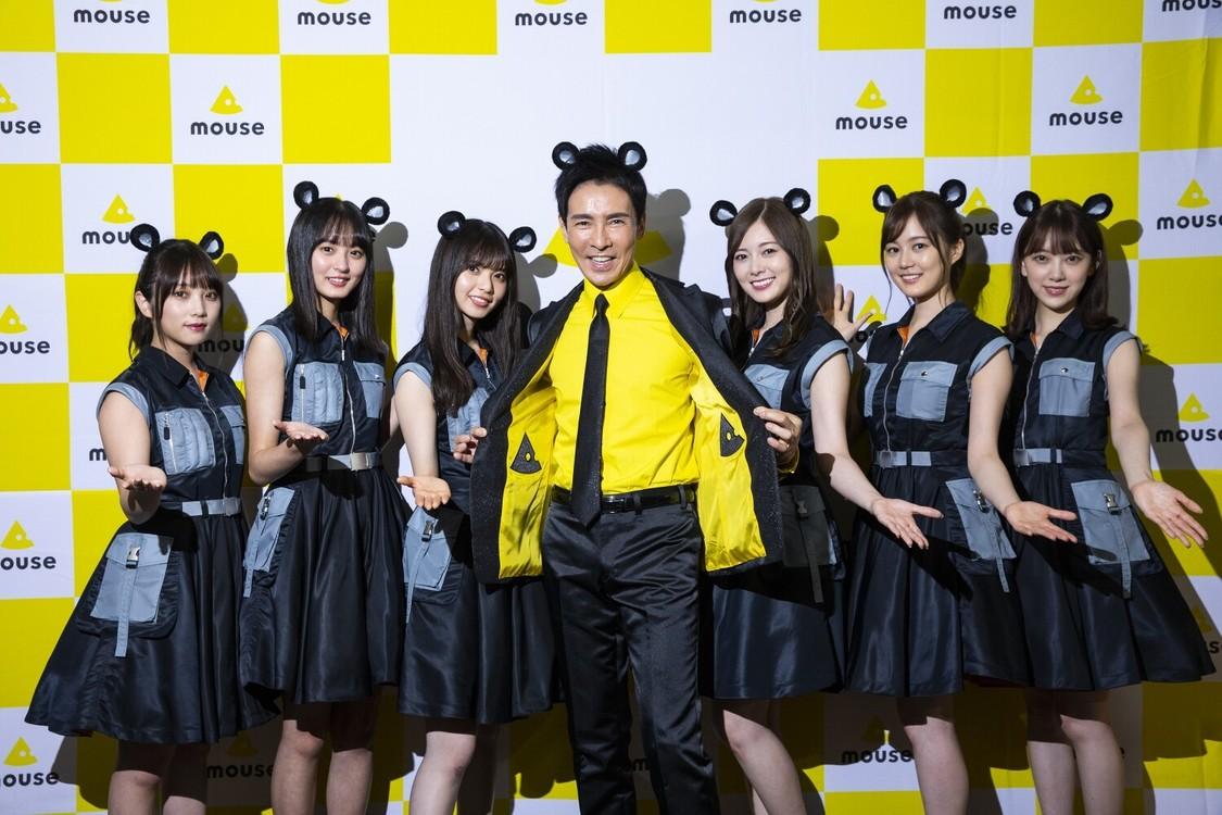 乃木マウス×郷マウスが「JAPAN!」を披露!マウスコンピューター新CMオンエア