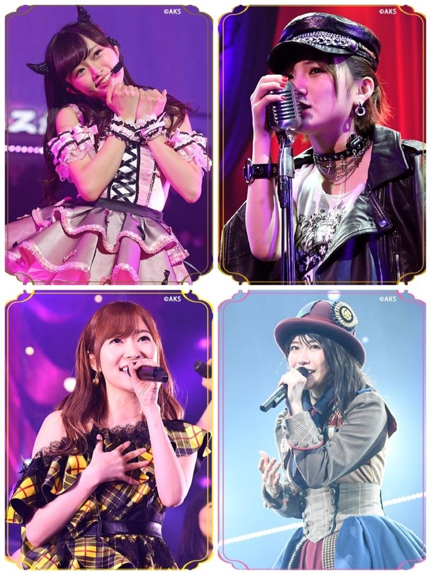 AKB48、1月のソロコン衣装をオサレカンパニーInstagramで独占公開!