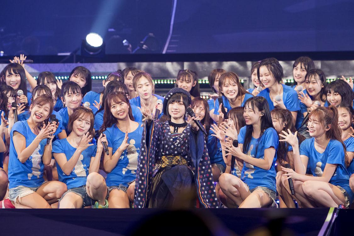 NMB48 太田夢莉、仲間との絆と清々しさで魅せた卒業コンサート「すべての出逢いに感謝しています」