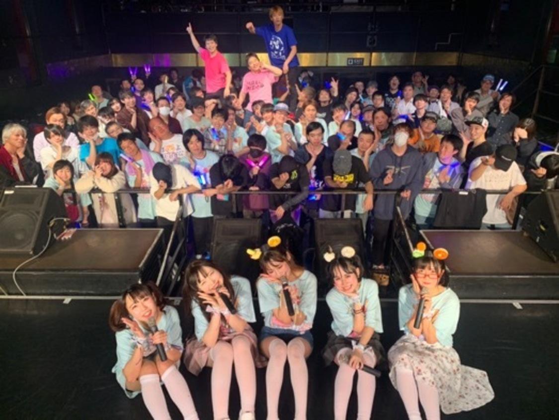 アイスクリーム夢少女、渋谷club asiaワンマンで3大重大発表!