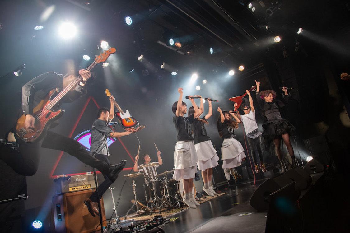 sora tob sakana[ライブレポート]岸田教団&THE明星ロケッツとハッピーにぶつかり合った異次元なる競演