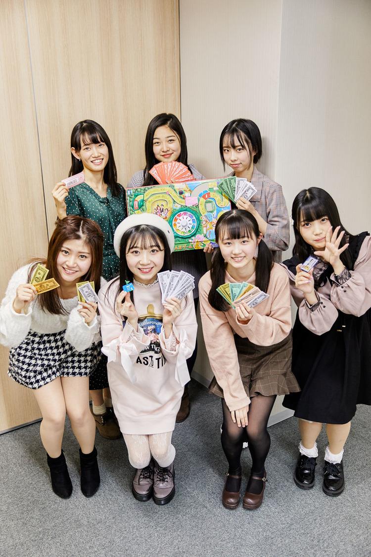 AKB48[人生ゲーム実況レポート]目指せ、億万長者! メンバーが盤上でガチバトル
