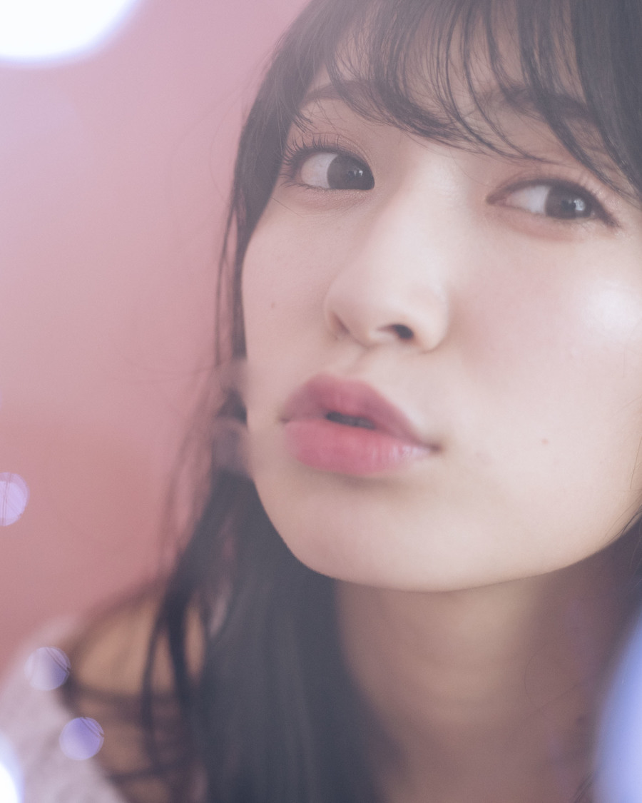 NMB48吉田朱里、初プロデュースのコスメブック発売決定!