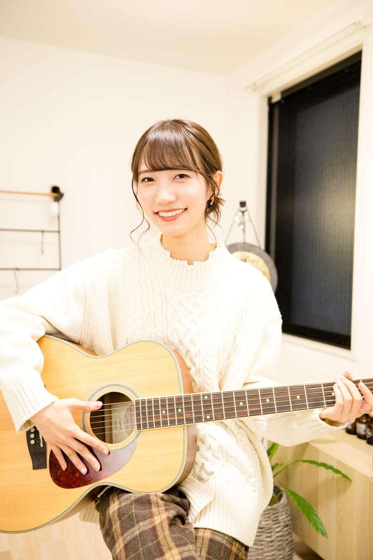 26時のマスカレイド 江嶋綾恵梨が見つけた防音マンションに住みたい理由「いつでも音楽ができる環境はありがたい」