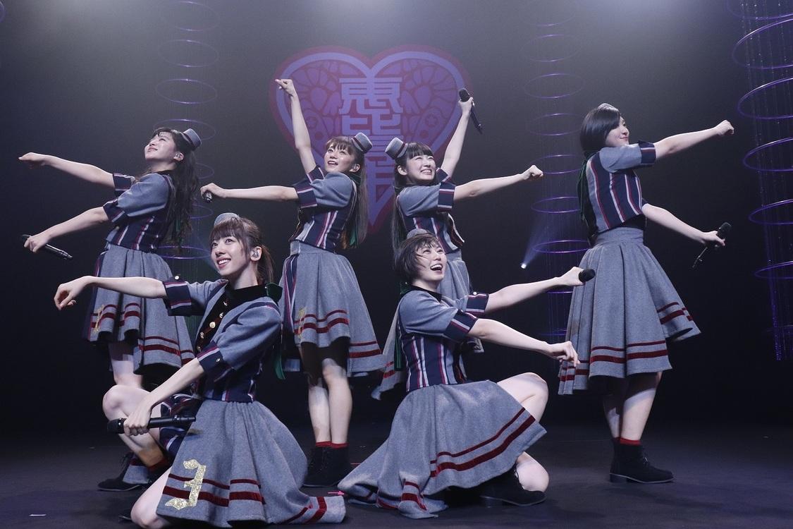 エビ中、秋ツアー初日開催「私立恵比寿中学1人ひとりの推進力を促進していく公演になっています」