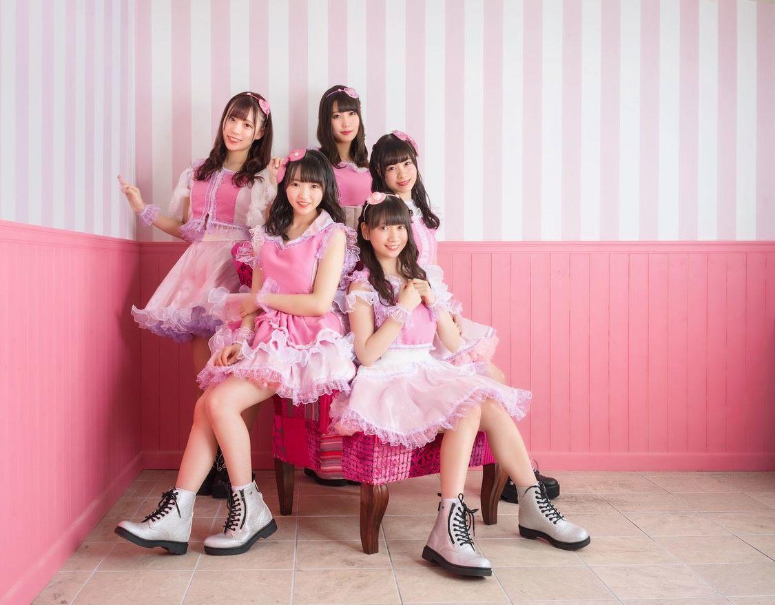 桃色革命、セカンドステージお披露目+ピンクを基調としたメンバーカラー導入決定