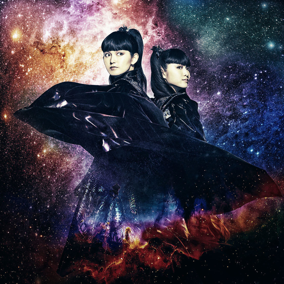 BABYMETAL、最新ライブ映像で構成した「DA DA DANCE (feat. Tak Matsumoto)」MV解禁!
