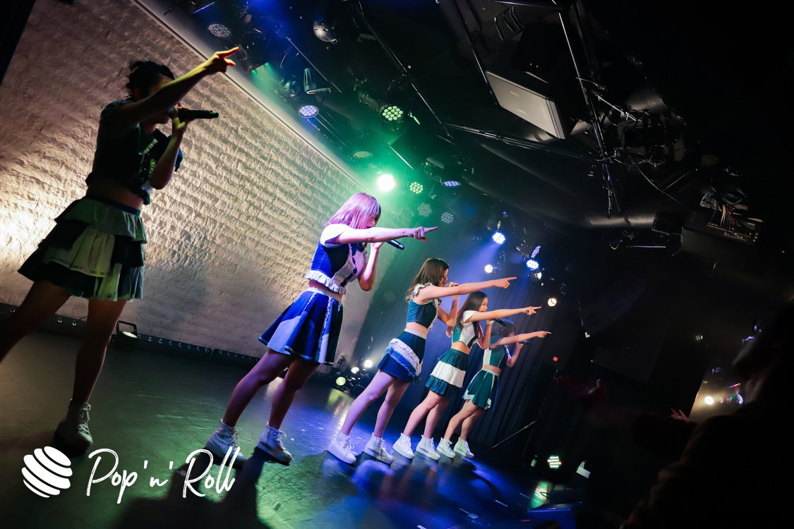 【P-school】[ライブレポート]楽曲に想いを乗せた熱血ライブ<ぽぷろないと vol.11>