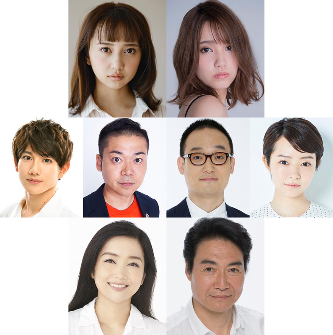 小宮有紗(Aqours)&加藤玲奈(AKB48)、主演舞台<体育教師たちの憂鬱>上演決定!