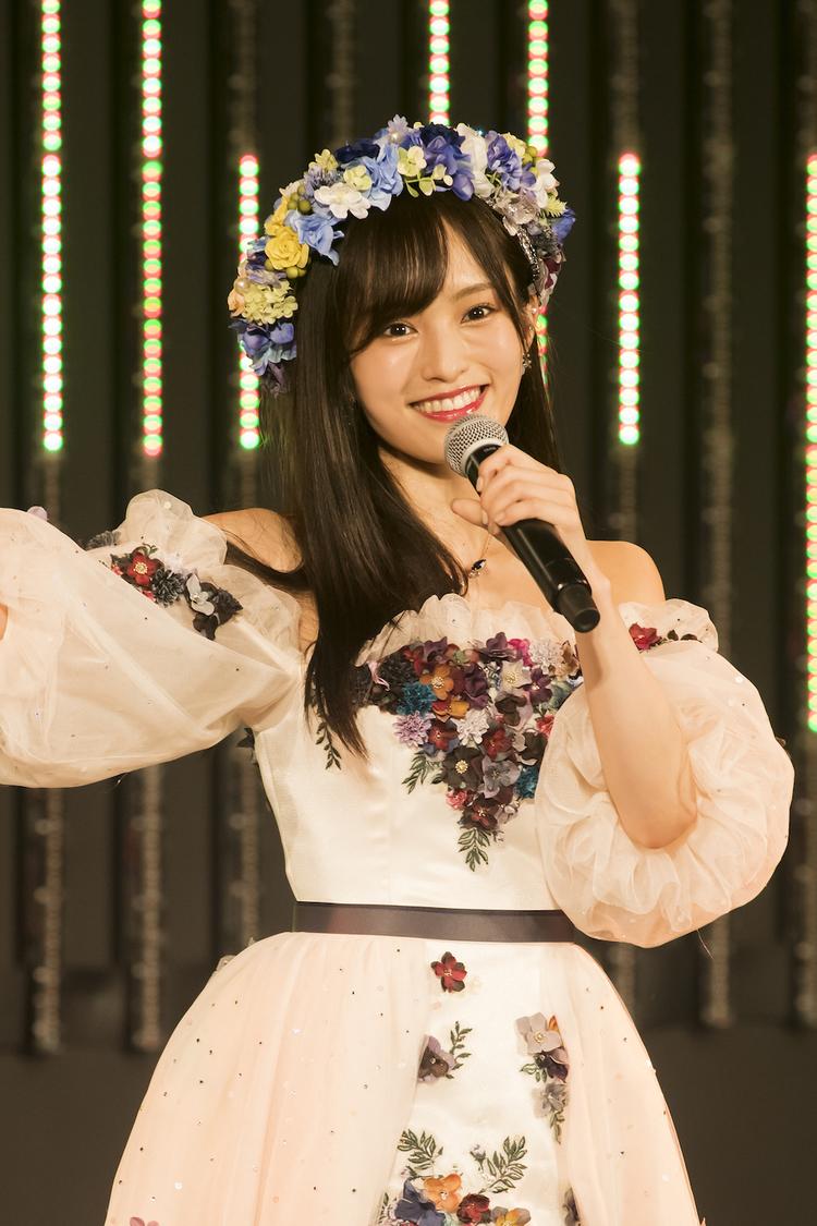 NMB48山本彩、卒業公演開催「胸を張ってアイドル人生は楽しかった」