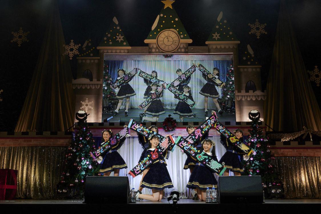 とき宣[ライブレポート]最高をアップデートしてさらなる飛躍を誓ったクリスマスライブ「これからも全力で歌い続けるぞ!」
