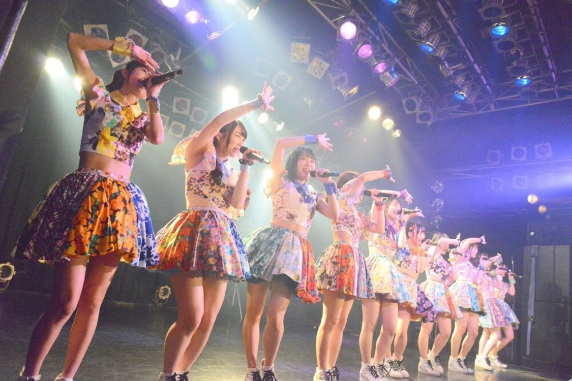 SUPER☆GiRLS[ライブレポート]デビュー9周年ワンマン!「恩返しをしていける10周年にしていきたい」