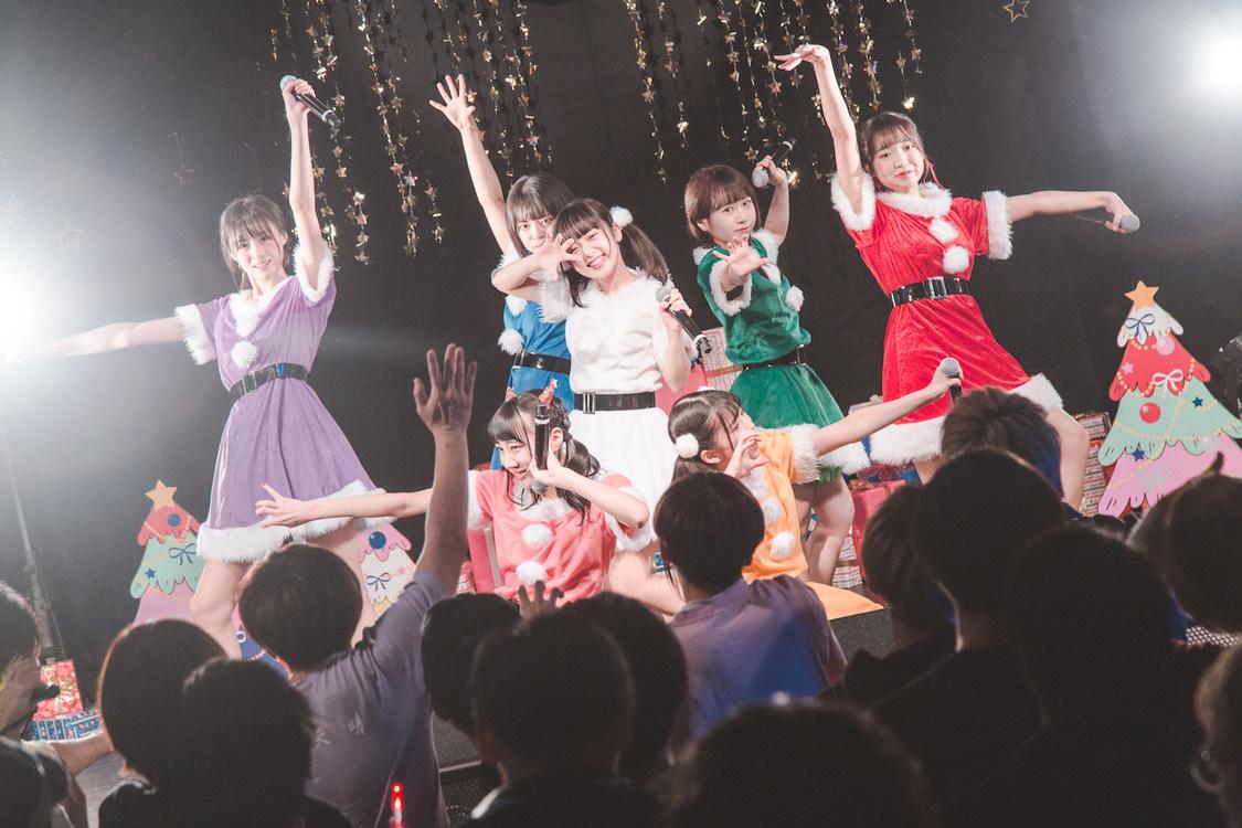 天晴れ!原宿[ライブレポート]新SG&来年の飛躍への期待感を高めたクリスマスライブ