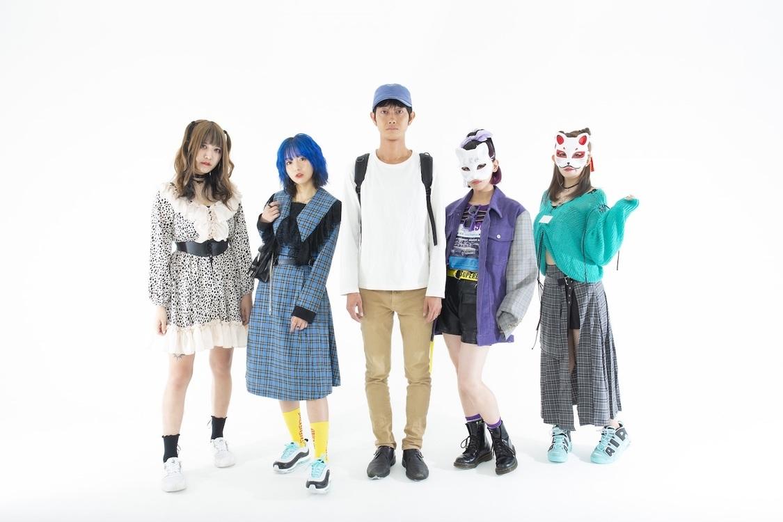 ゴキ帝、 2020年1月よりグループ名を変更+3月に渋谷WWWXワンマンライブ決定!