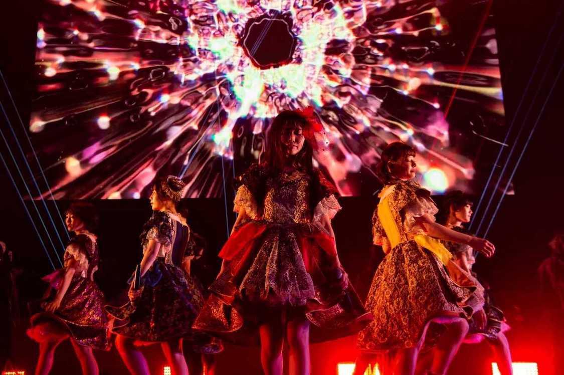 まねきケチャ[ライブレポート]5人の強き決意を刻んだLINE CUBE SHIBUYA公演