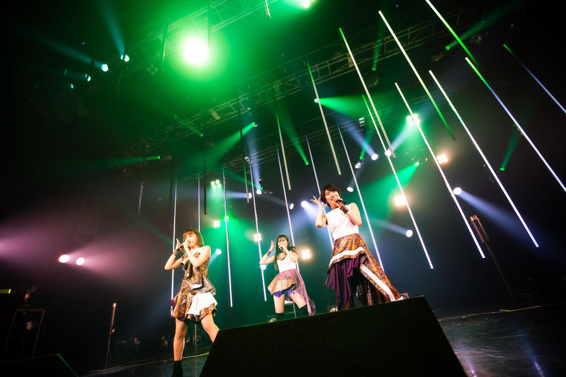 kolme[ライブレポート]表現者として新領域へと足を踏み入れた結成5周年ツアー開幕!