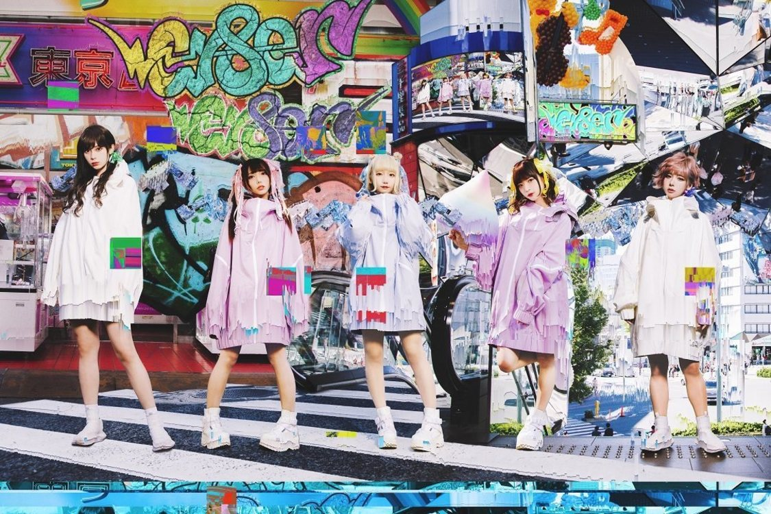 CY8ER、メジャー1st ALの先行配信スタート+「東京ラットシティ」MV解禁!