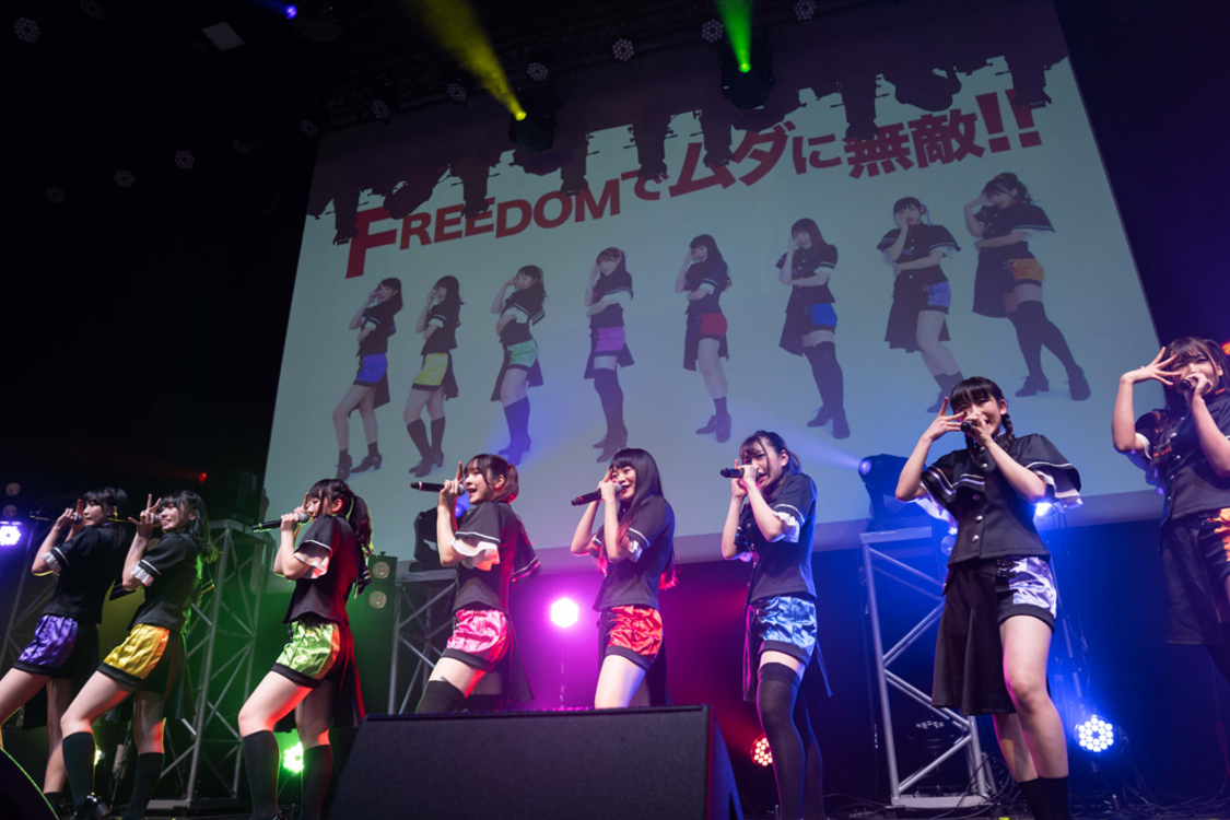 A応P[ライブレポート]ツアー最終日は神田明神ホール!新曲も初披露