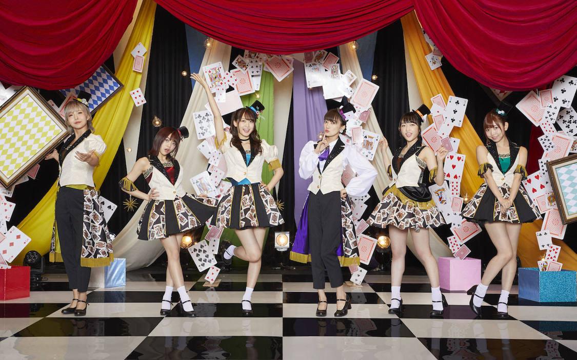 i☆Ris、容赦ないお題にガチで挑戦するバラエティ番組配信中!