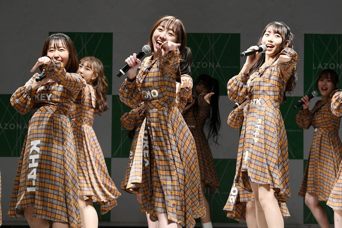 SKE48[イベントレポート]新SGリリイベ開催+「前のめり」「バンザイVenus」も披露!