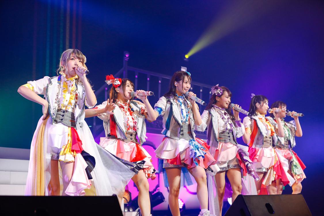 i☆Ris、デビュー6周年ライブで、来春のニューSGリリース&全国ツアーを発表!