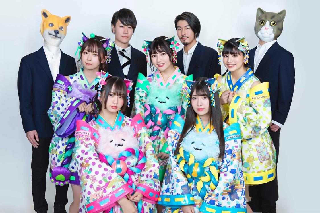 わーすた、5th Anniversary Liveがバンドセットライブに決定+「遮二無二 生きる!」ライブ映像公開!