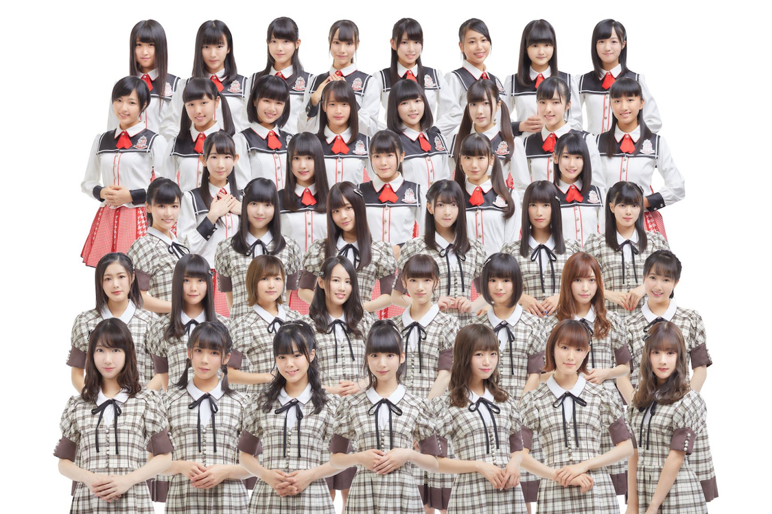 NGT48、昨年に続き<rockin'on presents COUNTDOWN JAPAN 18/19>出演決定!