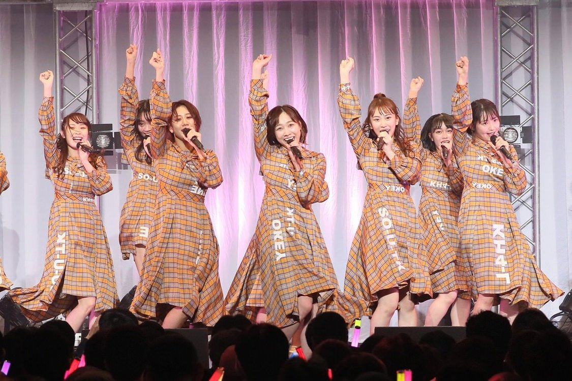 SKE48、新SGミニライブで須田亜香里が涙「一緒に盛り上げようって方がいるのが本当に心強い」
