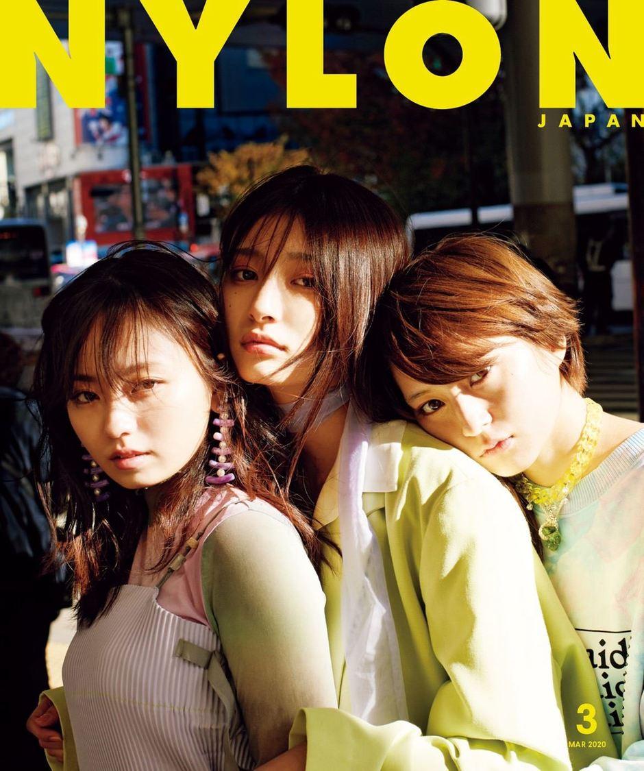 今泉佑唯、『NYLON JAPAN』表紙に登場!SHIBUYA SKY&PARCOで新しい渋谷ストーリーを見せる