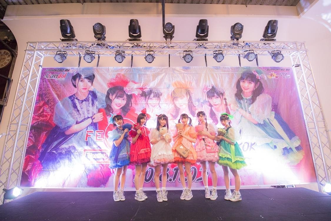 <FES☆TIVE 2nd ONEMAN LIVE in Bangkok 2018「~THAI demo aisare THAI~」>