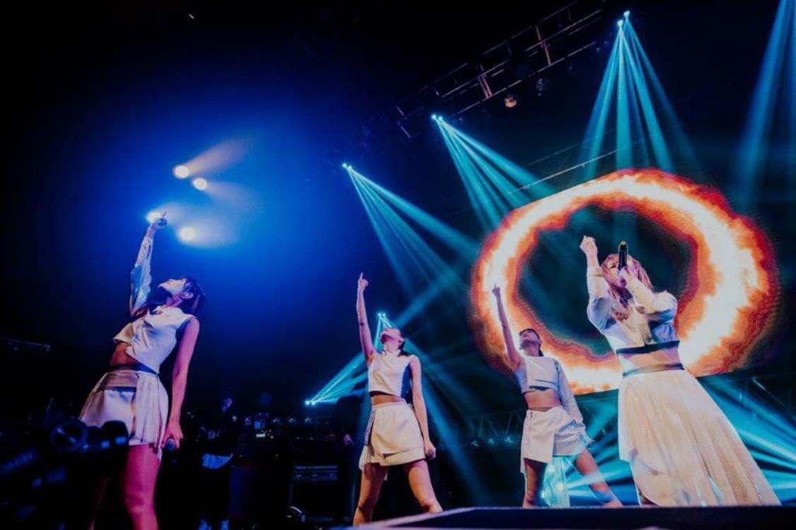 PassCode[ライブレポート]「2021年、日本武道館でライブしてもいいですか?」熱狂と感動で包んだ新木場2デイズで放った力強き宣言