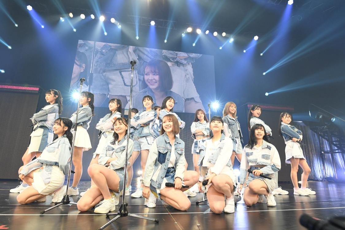 HKT48[ライブレポート]第二章の新選抜発表!センターは村重杏奈!?「どうしようかと思った」 ©AKS