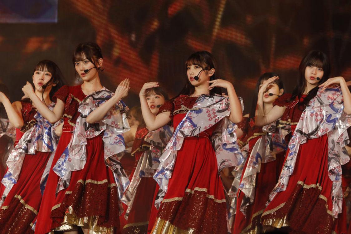 乃木坂46[ライブレポート]2年連続の台湾単独公演で1万人を魅了「またこの場所で会えるように頑張ります!」