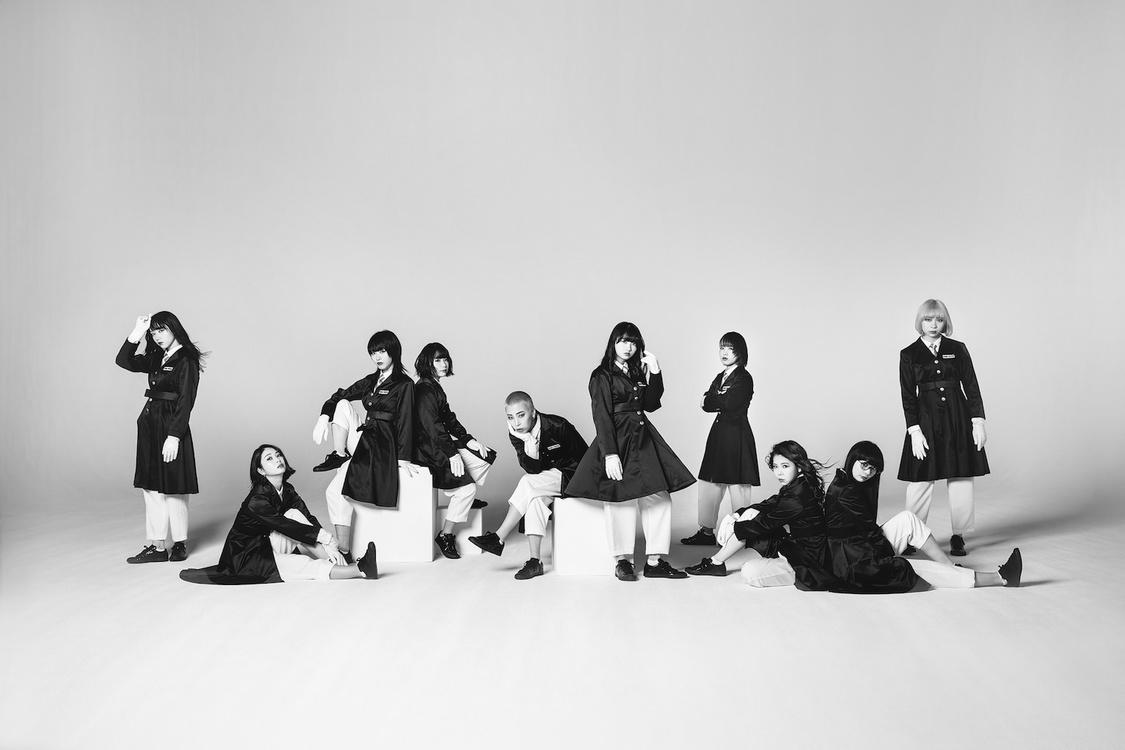 ギャンパレ、『musicる TV』が新作のレコーディング現場に潜入! 1/27放送回でのOA決定