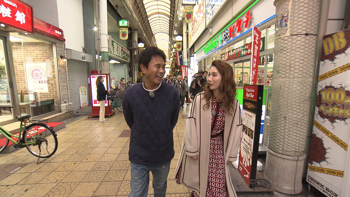 ファーストサマーウイカがチーママに!『ごぶごぶ』で浜田雅功が大絶賛
