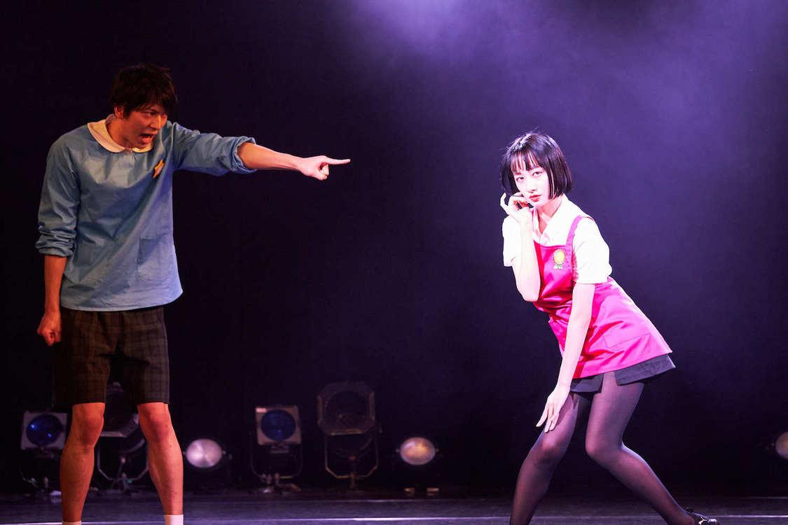 福島雪菜(劇団4ドル50セント)、柿喰う客とのコラボ公演 明日より開演!「何度も劇場に運んでいただけたら幸せだなと思います」