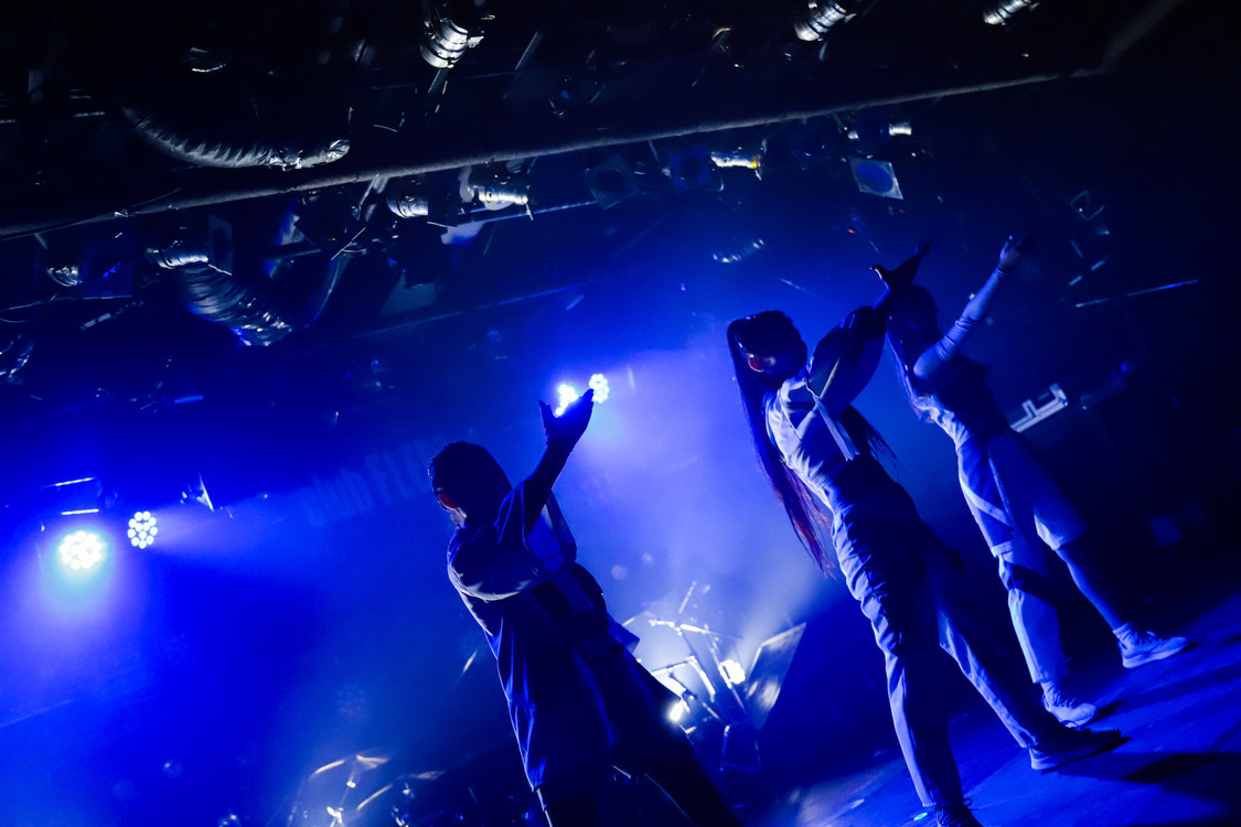 【レポート&インタビュー】<GIG TAKAHASHI>DEVIL NO ID、アクロバティックなダンスが生んだ熱狂