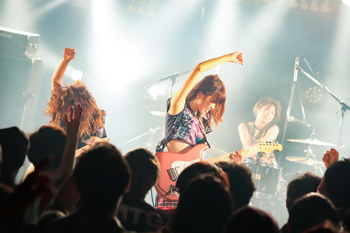 【レポート&インタビュー】<GIG TAKAHASHI>凸凹凸凹 (ルリロリ)、アクシデントも好機に変えたステージ
