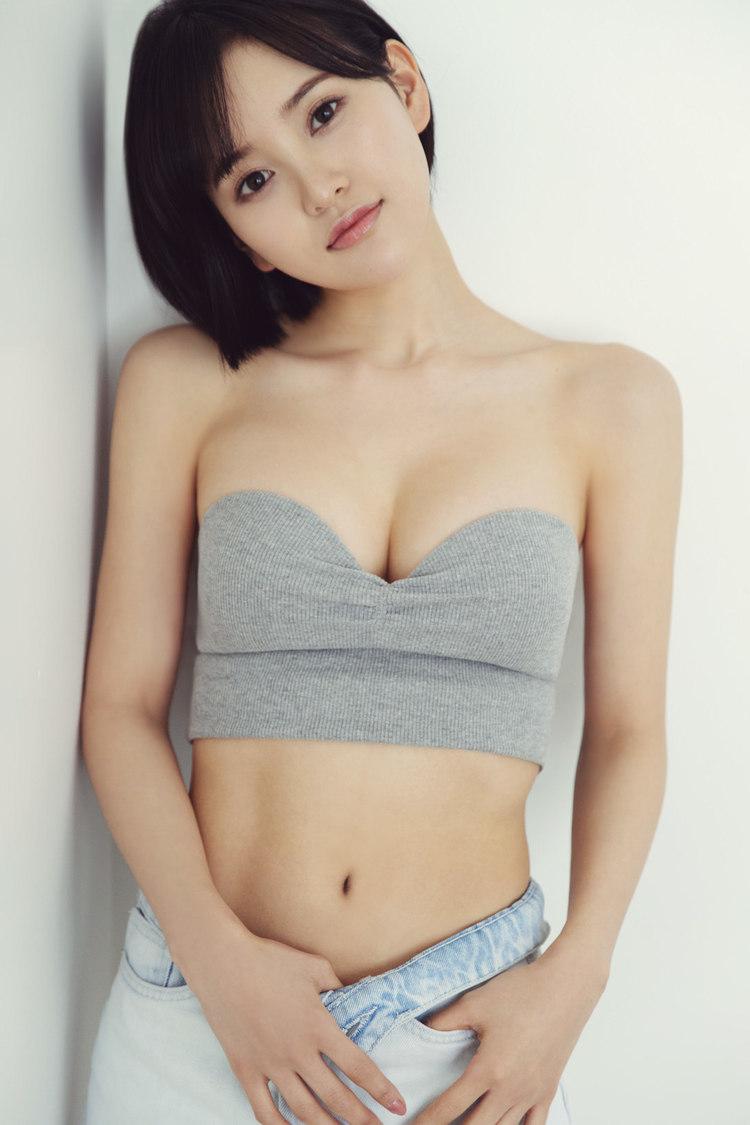 兒玉遥、グループ卒業後初グラビアで美ボディ披露!「アイドル時代との変化を楽しんでもらいたいです」